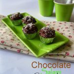 Mini cupcakes.. salame al cioccolato