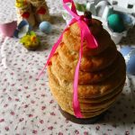 3D egg pancakes al forno