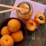 Succo di frutta all' albicocca homemade