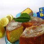 Fluffosissima al limone miele e idromiele