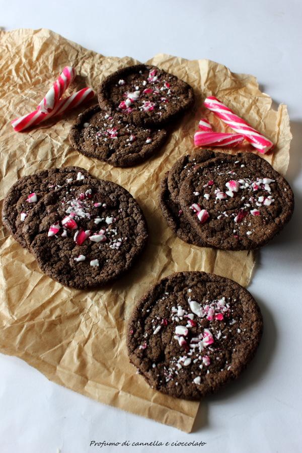 biscotti cioccolato e menta 2