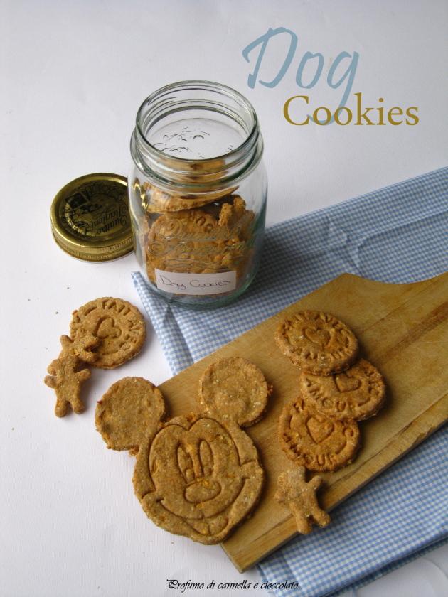 Dog cookies e tanti auguri Artù