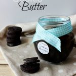 Oreo cookie butter… Crema oreo