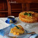 Winter citrus upside down cake per re-cake 2.0