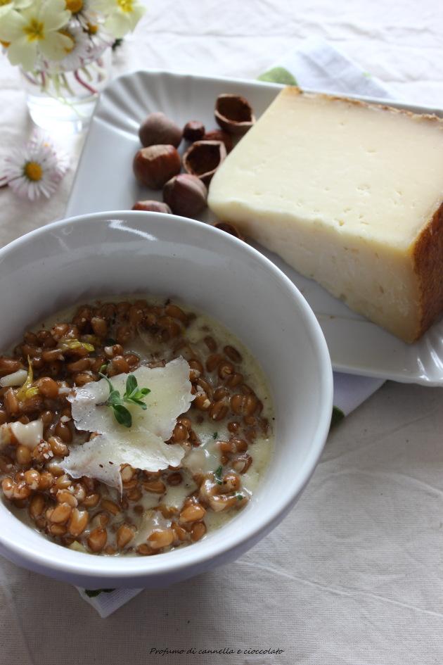 farrotto al formaggio 2