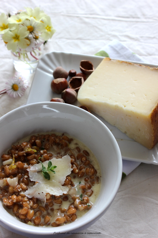 farrotto al formaggio 4