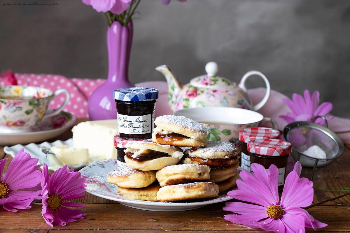 Welsh cakes: biscotti in padella