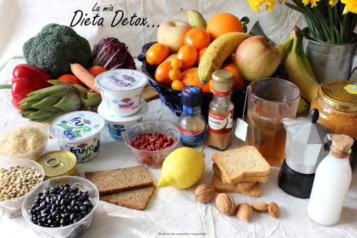 La mia dieta detox