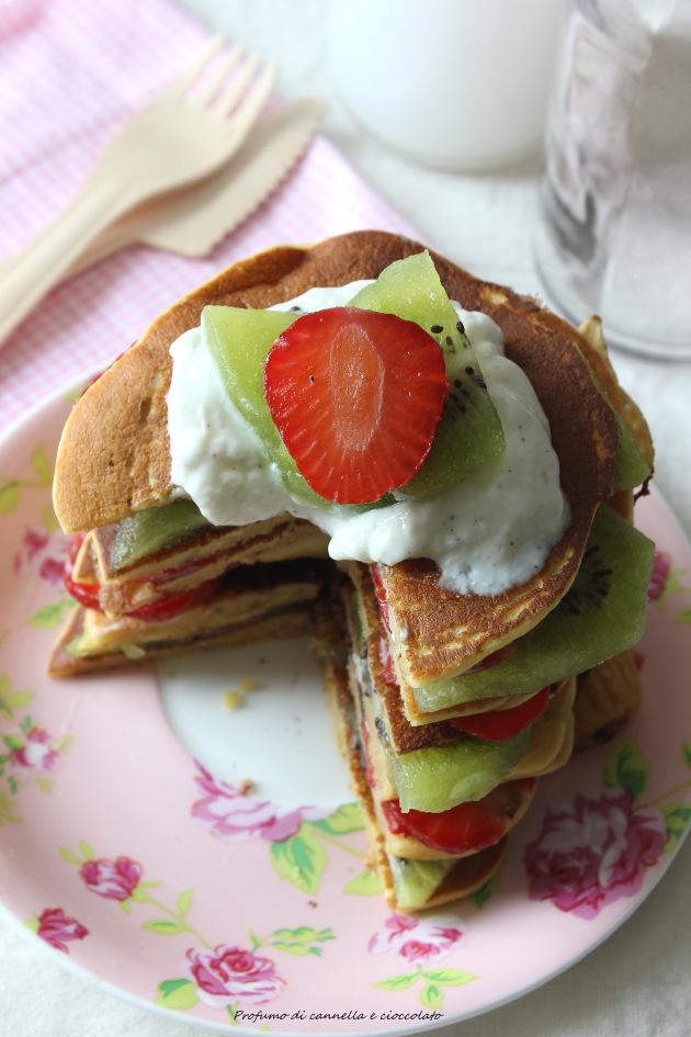 pancakes proteici 4