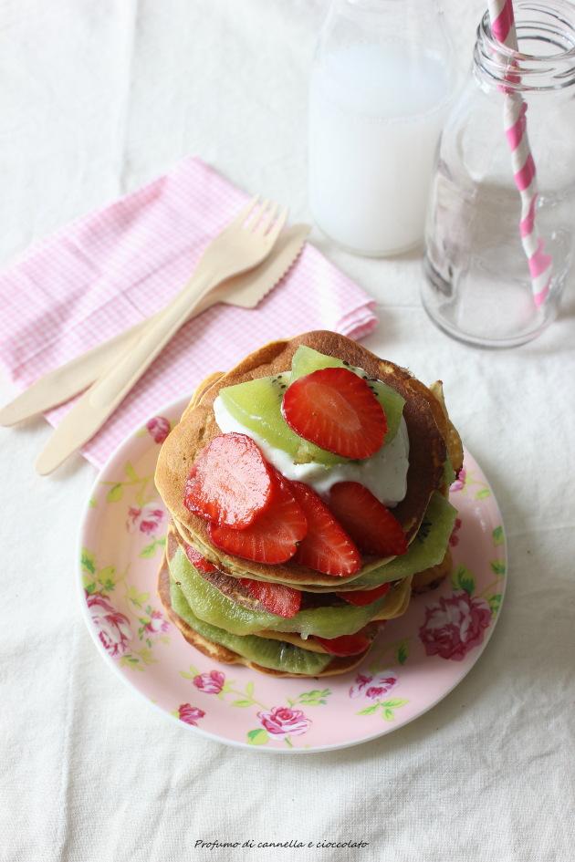 pancakes proteici 5