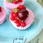 No-bake berry cheesecake: la cheesecake che sembra un gelato