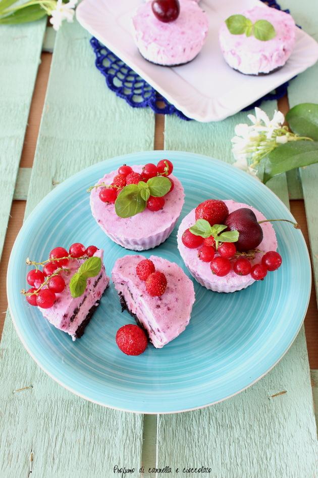 No-bake berry cheesecake 3