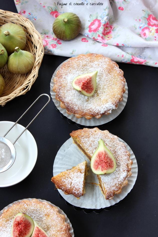 tartellettes con confettura di fichi e crema frangipane (5)