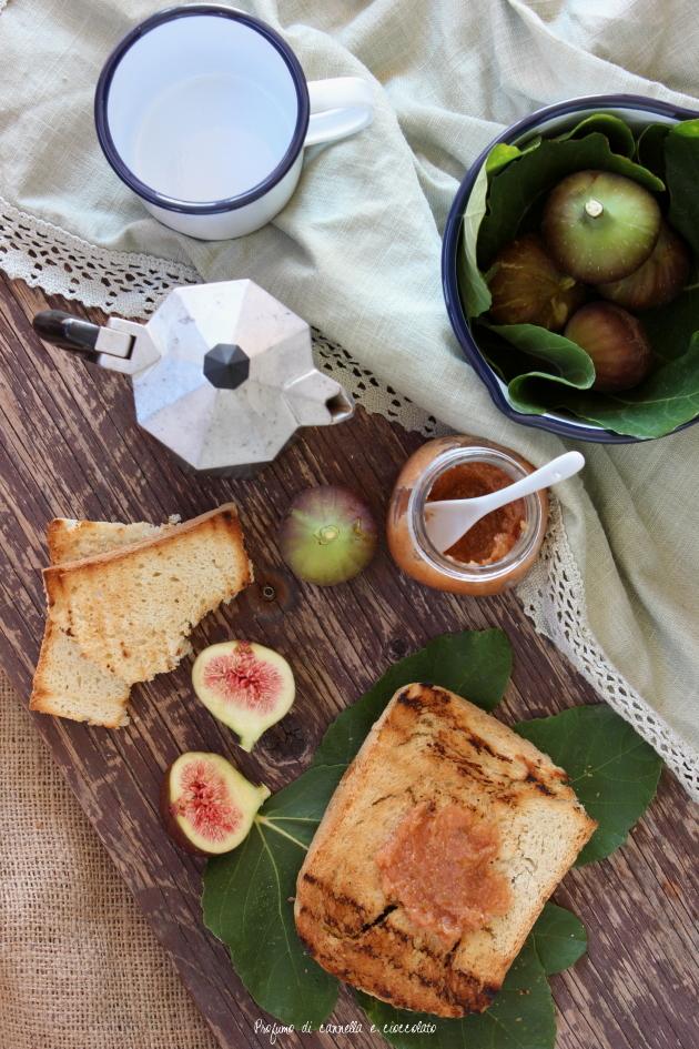 confettura mele e fichi senza zucchero (2)