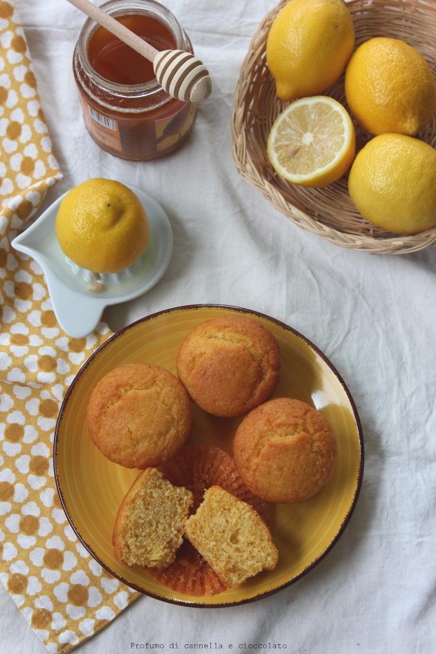 muffin limone e miele (3)
