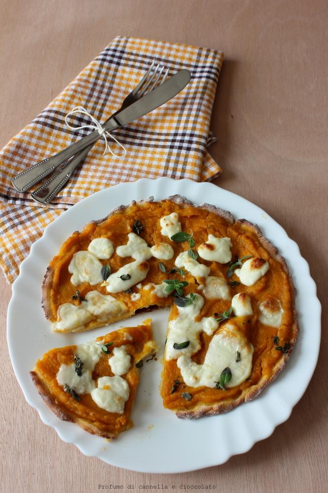 pizza con farina di ceci e zucca (4)
