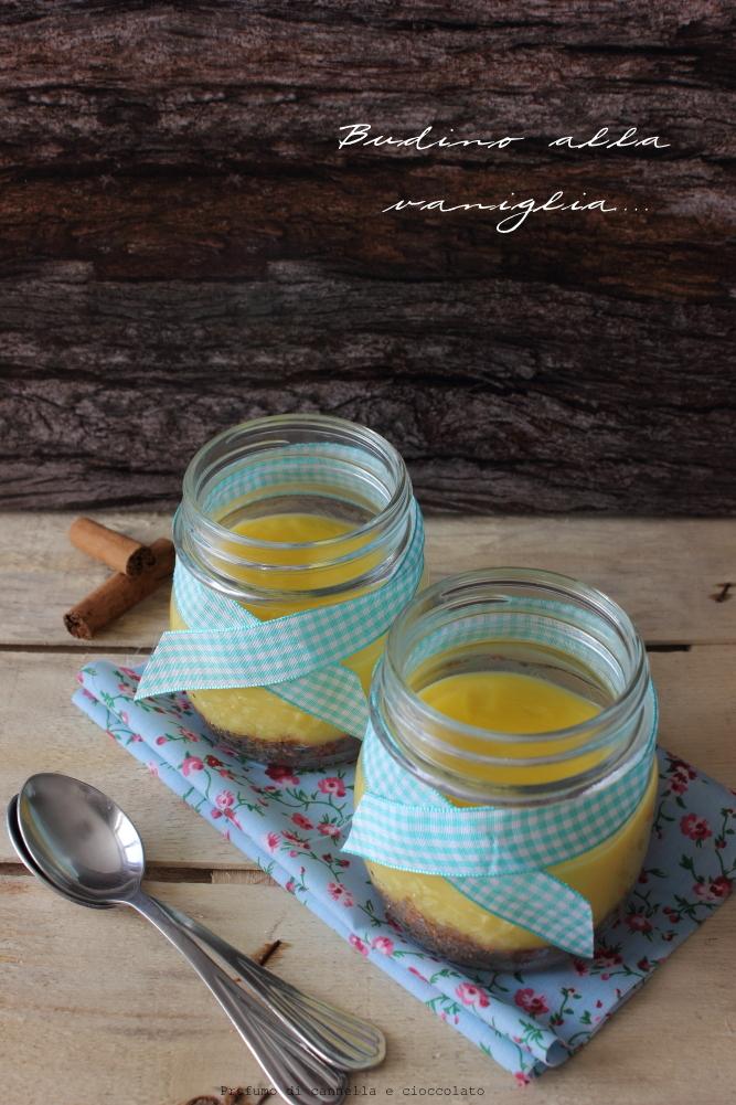 Budino alla vaniglia con crumble alla cannella (4)