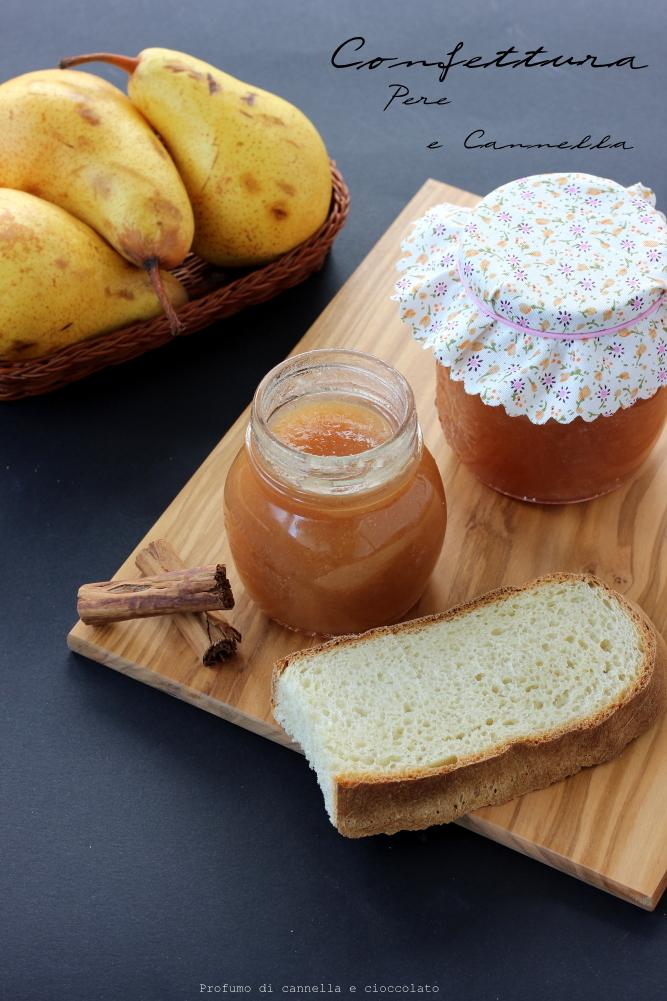 Confettura di pere e cannella (6)