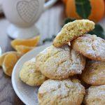 Christmas gift ideas: Biscotti morbidi cocco e arancia