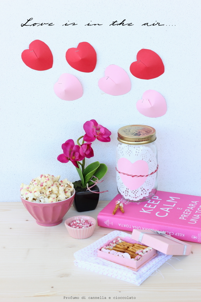 San Valentino DIY e idee golose