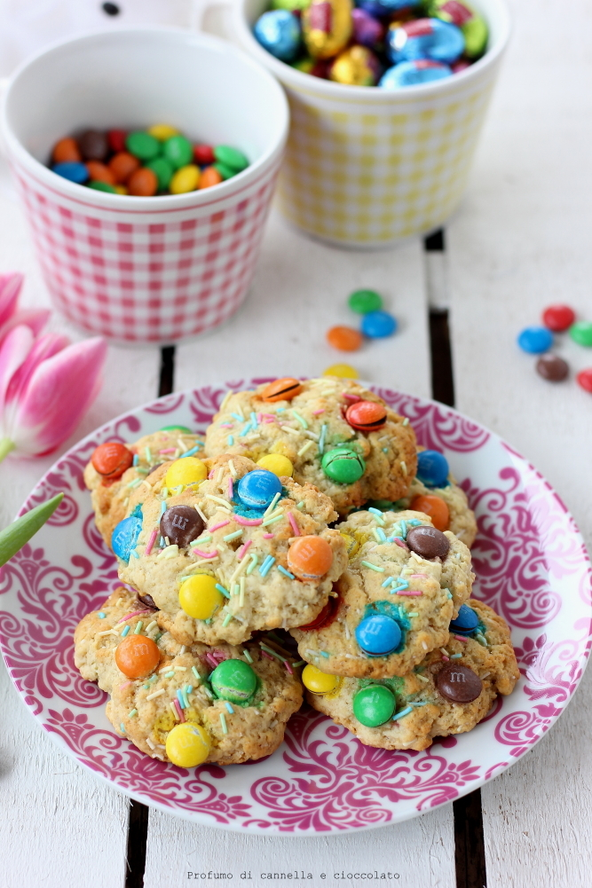 Chewy vegan cookies- biscotti vegan (4)