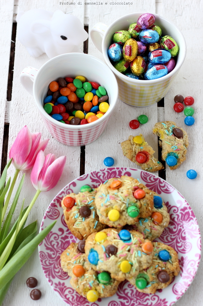 Chewy vegan cookies- biscotti vegan (6)