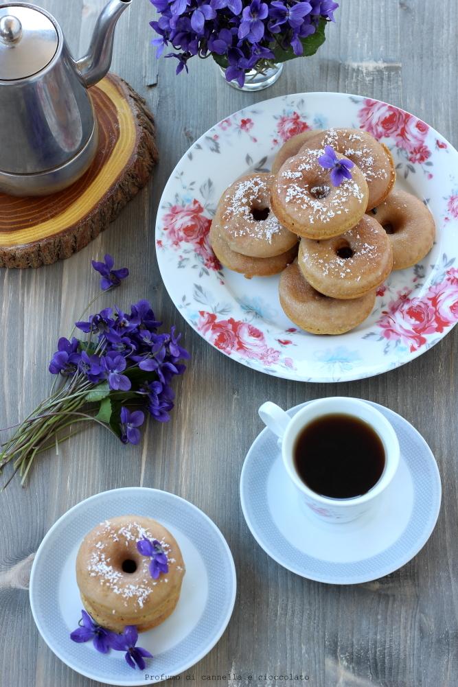 Donuts speziati con glassa allo sciroppo d'acero (4)