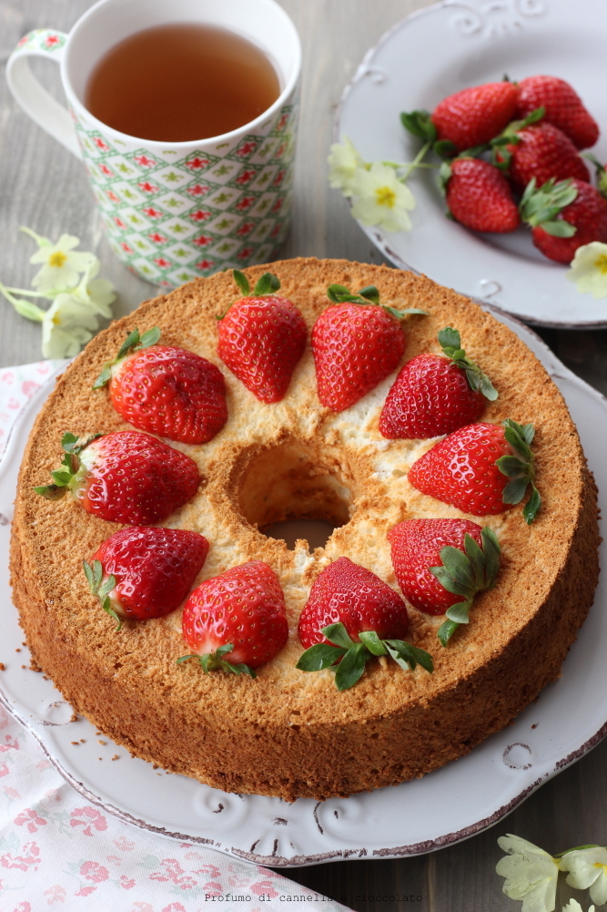 Angel food cake (4)
