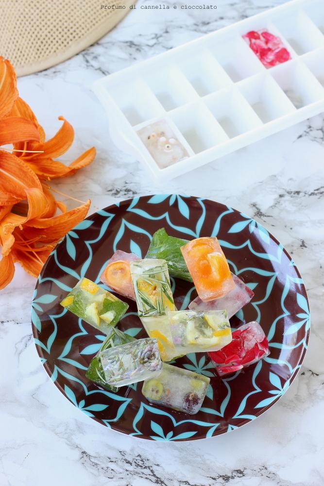 Cubetti di ghiaccio aromatizzati (3)