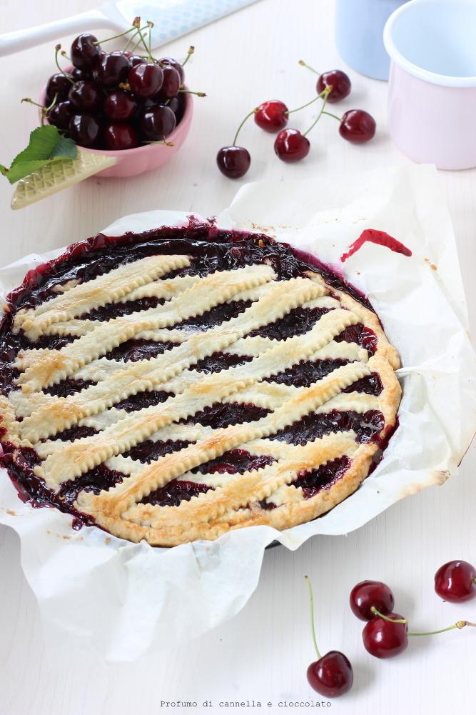 Cherry pie california bakery