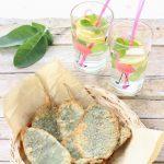 Salvia in pastella fritta
