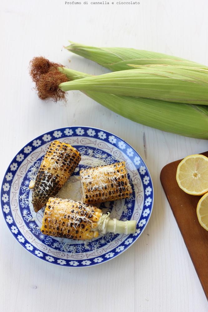 Pannocchie arrostite con grana e limone (3)