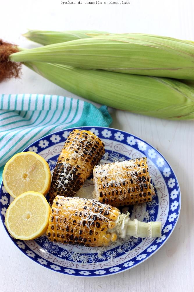 Pannocchie arrostite con grana e limone (6)