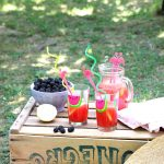 Watermelon lemonade: Limonata all'anguria