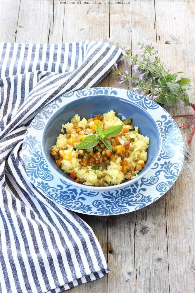 Riso basmati con verdure croccanti e salsa di soia (4)
