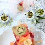 Ghiaccioli alla frutta fresca