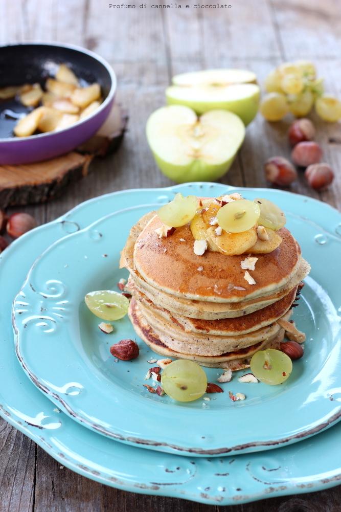 pancakes-alle-nocciole-con-farina-di-farro-senza-lattosio-2