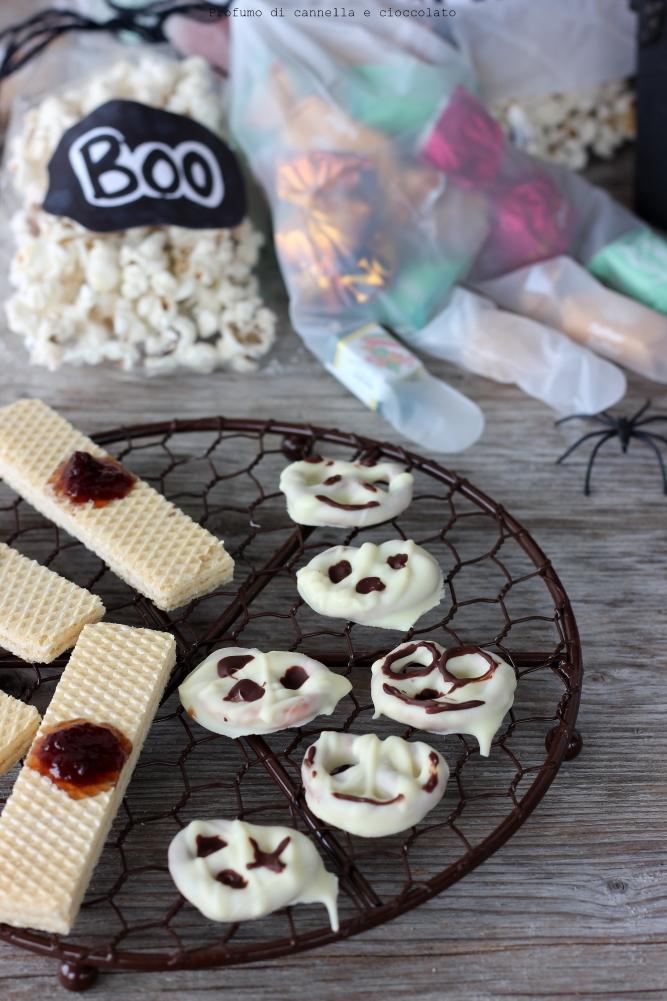 Halloween party: ricette spaventosamente veloci