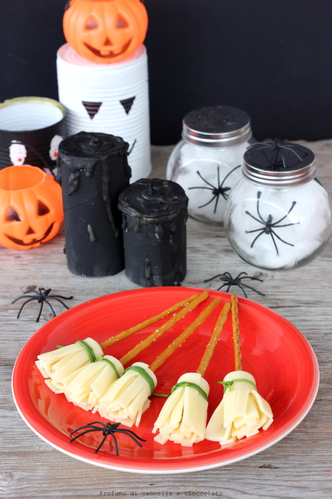 Halloween party - ricette spaventosamente veloci
