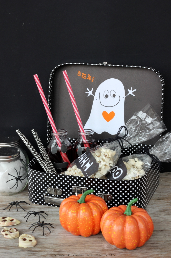 Halloween Party: Decorazioni DIY