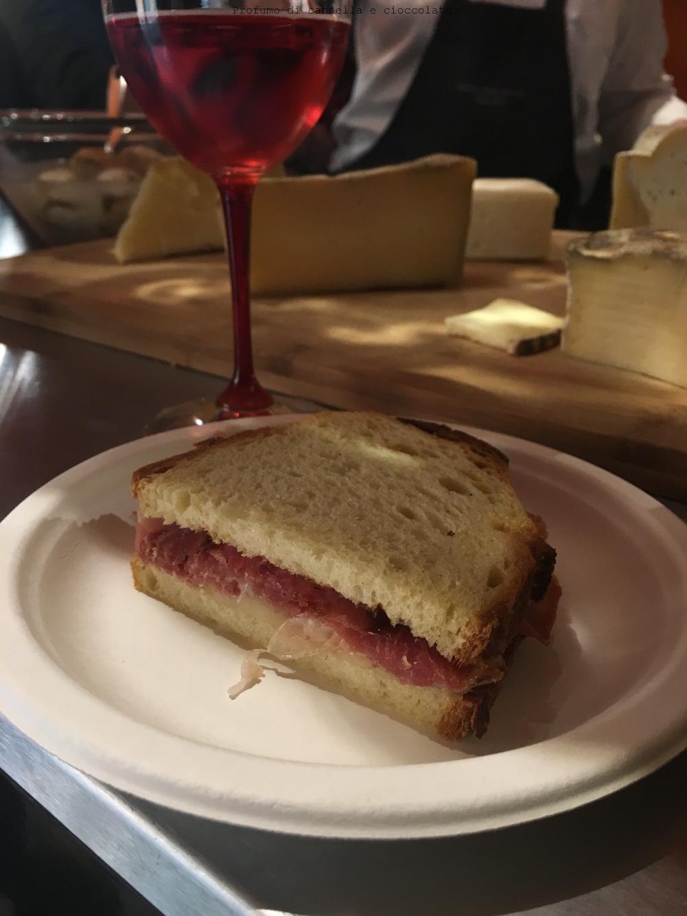 Il panino!! ;)