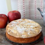 Torta pan di spagna con le mele: la pikulina torta