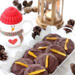 Jaffa cakes: dolcetti arancia e cioccolato fondente
