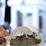 Mini veggie burger alle lenticchie