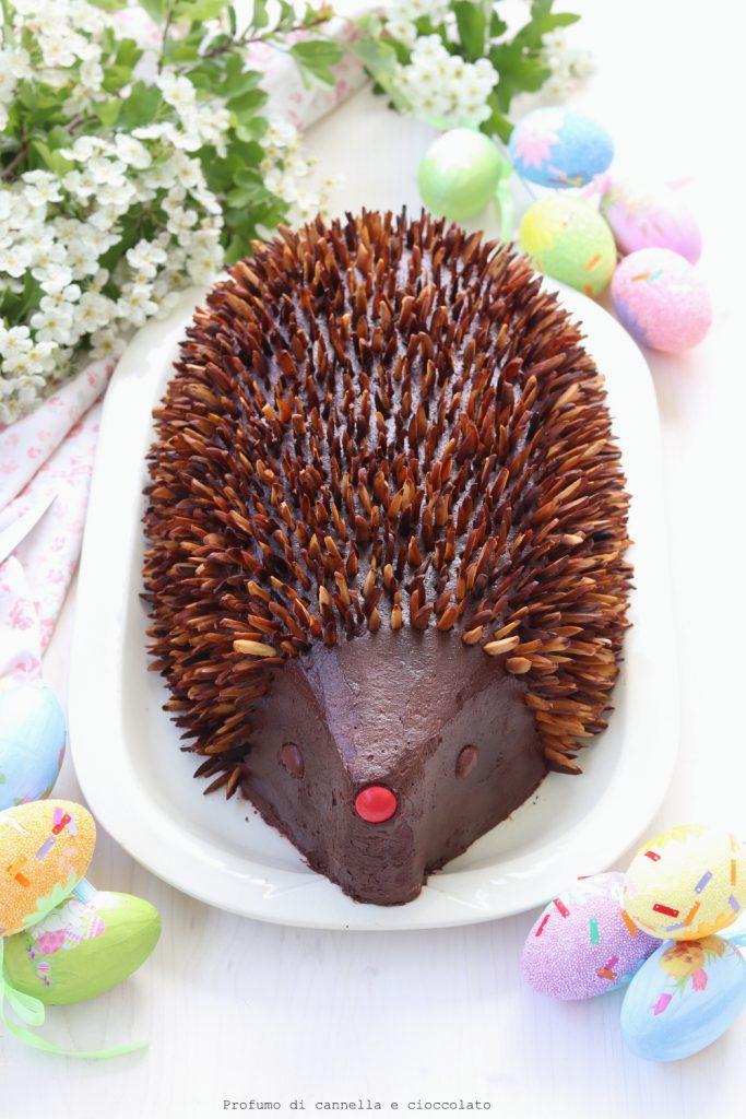 Riccio dolce di Pasqua o Porcospino dolce