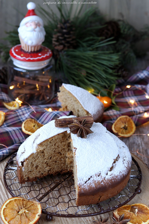 Torta speziata