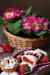 Crostatine alle fragole