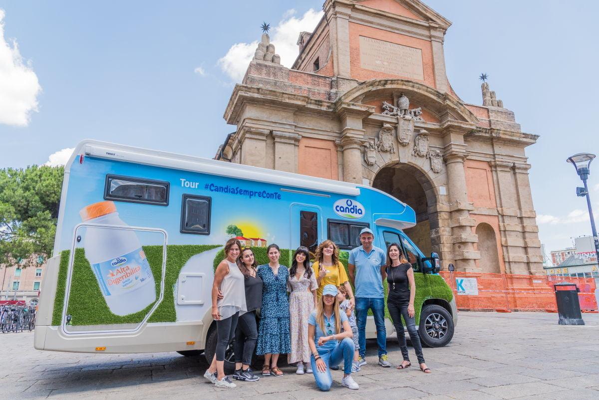 Tour Latte Candia