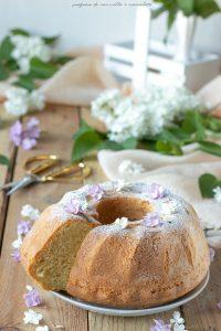 Bundt cake senza lattosio