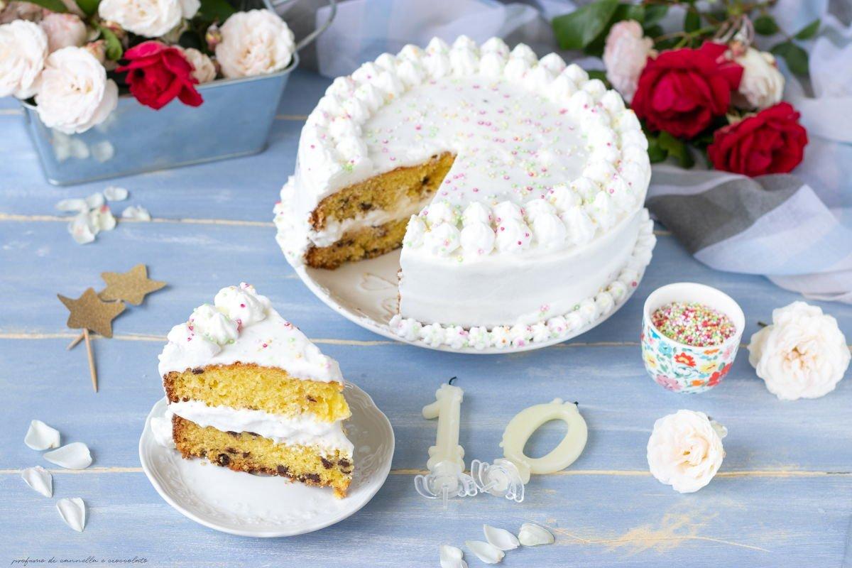 La Torta Natura di compleanno